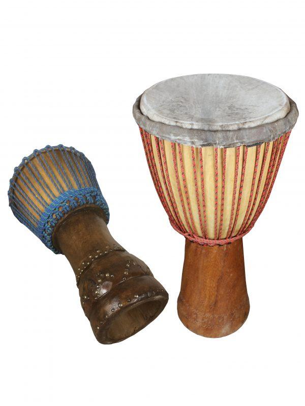djembe instrument de percussion occasion débutant
