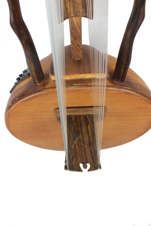 instrument de musique kora à corde africain
