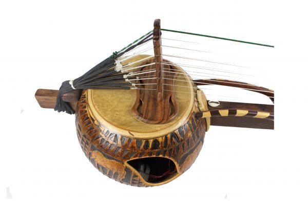 kameale n'goni instrument de musique corde africain
