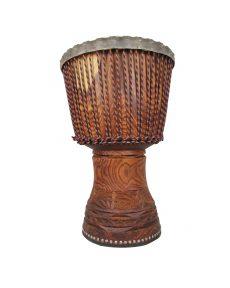 instrument de musique percussion africaine tamtam djembe