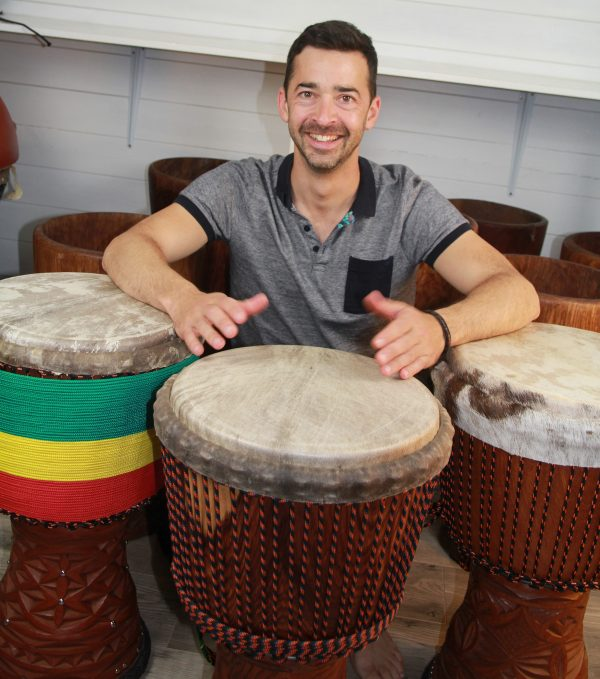 cours djembe
